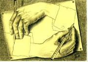 Escher's drawing