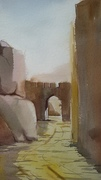 Water colour on paper @300 gsm #bangalore