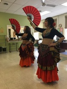 Senior Belly Dancers