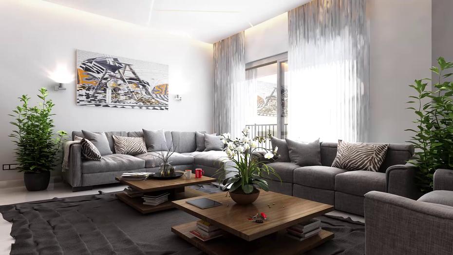 Luxury apartment in calicut