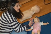 baby first aid training