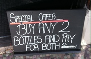 A very special offer