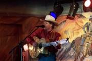 Layce singing @ The Cowboy Bar in Jackson Hole,