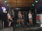 Singing at Tootsies 2 years ago!