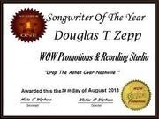 SONGWRITER AWARD