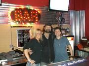 Scott, Michael Lynne and Leslie
