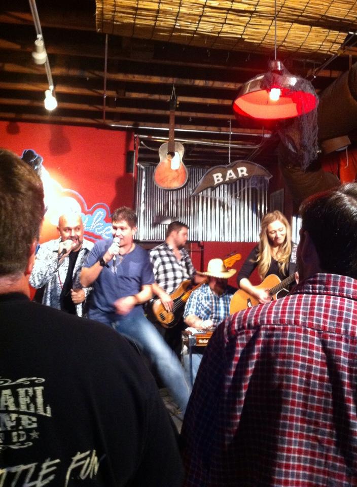 Live Band Footage!!