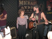 Michael Lynne singing a song he wrote about his Mama!!!