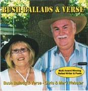 CD Bush Ballads & Verse