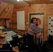 Me and Doug Kershaw!