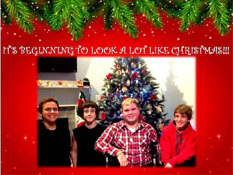 Merry Christmas Nashville Universe!