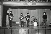 An early gig around 1963
