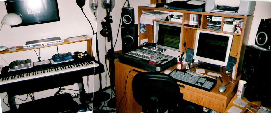 Frank's Studio