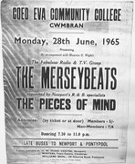 Supporting the Merseybeats