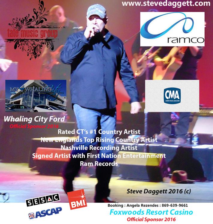 Steve Daggett Promo