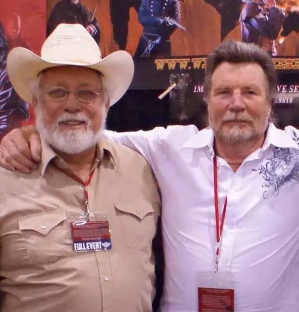 Ed Gary and Vernon George Wells