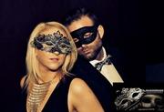 Masquerade by Melissa Ramski