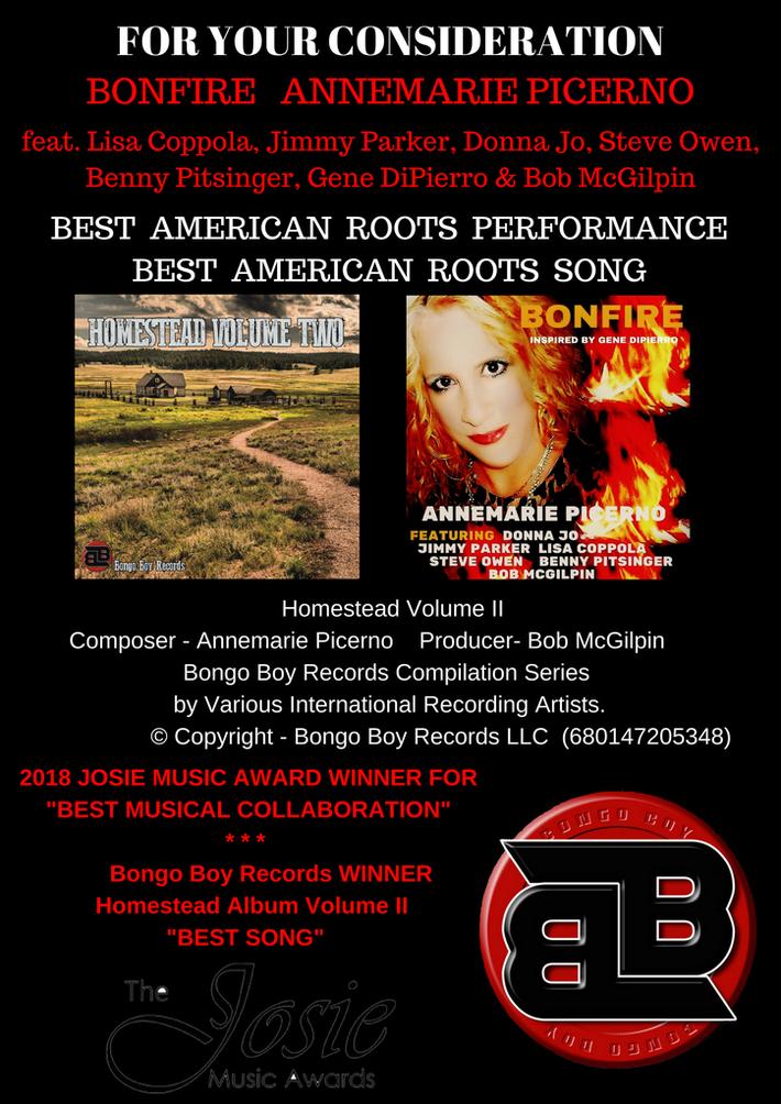 FYC 61st Grammys BONFIRE