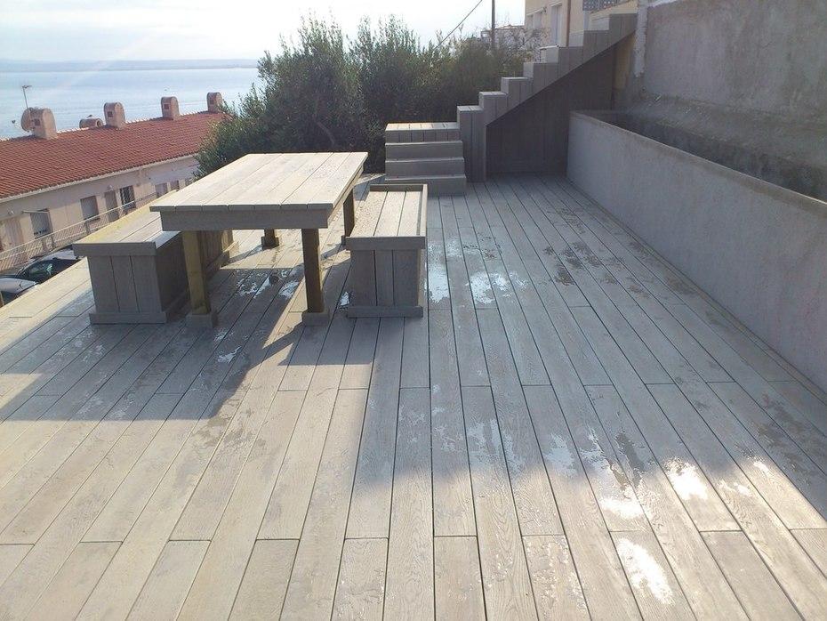 Millboard project in Spain