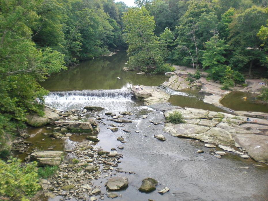 West Branch at Olmsted Falls