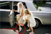Kate Moss Wedding Shoes