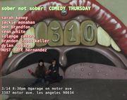 Comedy Thursday