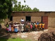 L'école de Bokuy dans le département de Dédougou (Photo Sougué D)