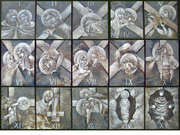 15 stations of the Cross