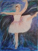 Dance with My Maker_30x40