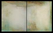 Dune #3 & 4, Diptych