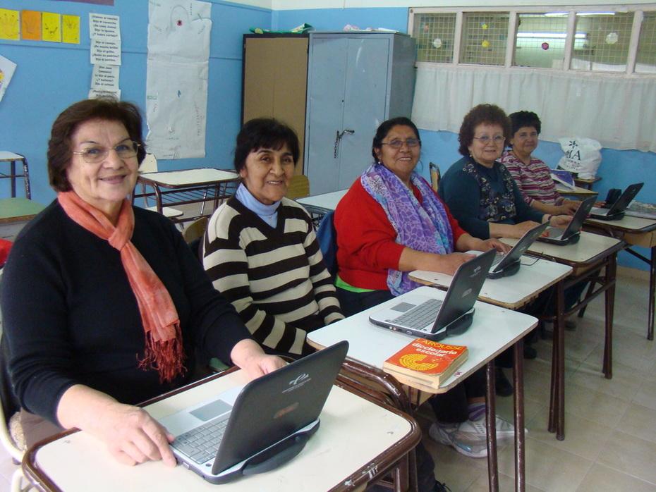 Escuela Primaria de Adultos , Bche, Argentina