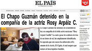 ROSY ARPAIZ: AMANTE SECRETA DEL CHAPO GUZMAN.