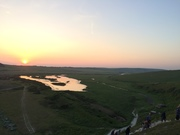 Evening Walk - Cuckmere Haven and Seven Sisters Country Park Circular