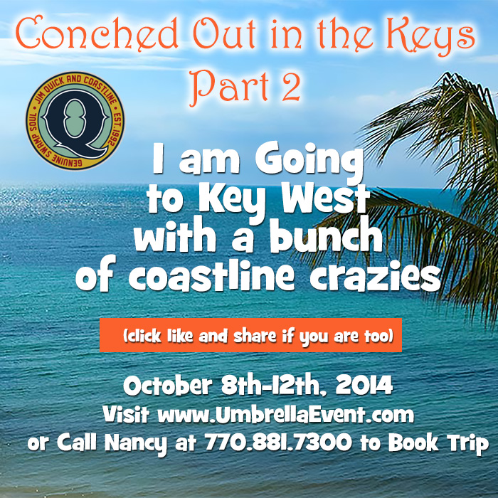 I am going to Key West
