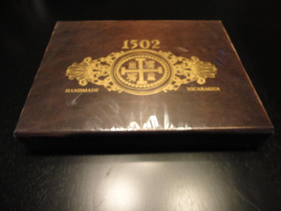 1502 Cigars Ruby Torpedo