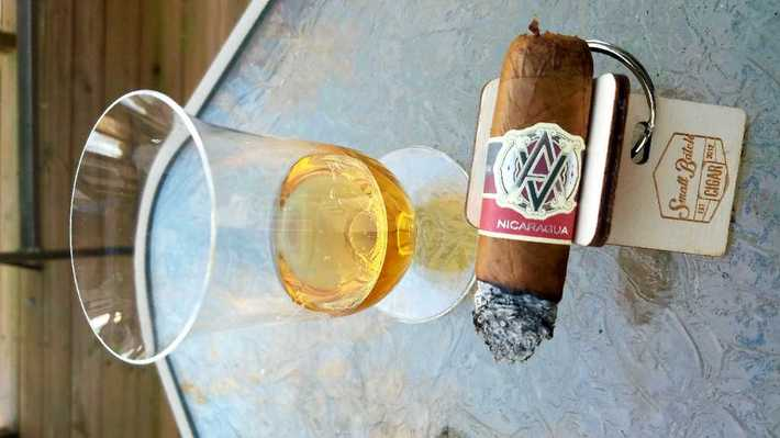 Thirsty Thursday with the Doublewood and a short Syncro.