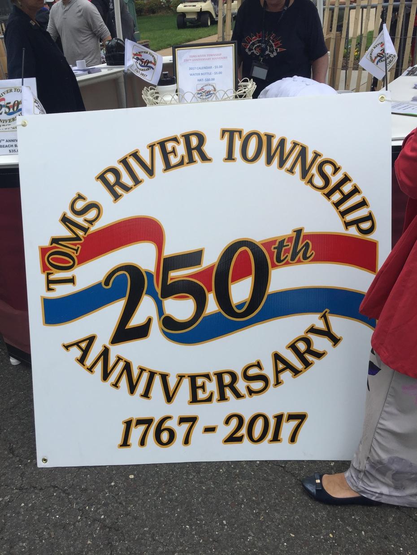 Toms River's 250th Anniversary