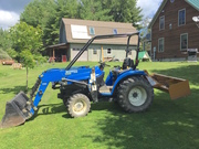 Tractor Forestry mod