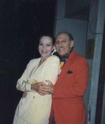 Lee Meriwether & Burt Richards