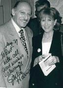 Julie Ann Harris & Burt Richards