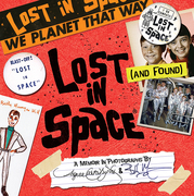 "Front Cover of ""Lost (and found) in space"""
