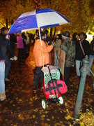 OCCUPY PORTLAND THE NIGHT BEFORE EVICTION