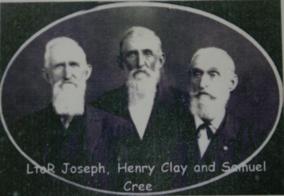 Three Cree Brothers