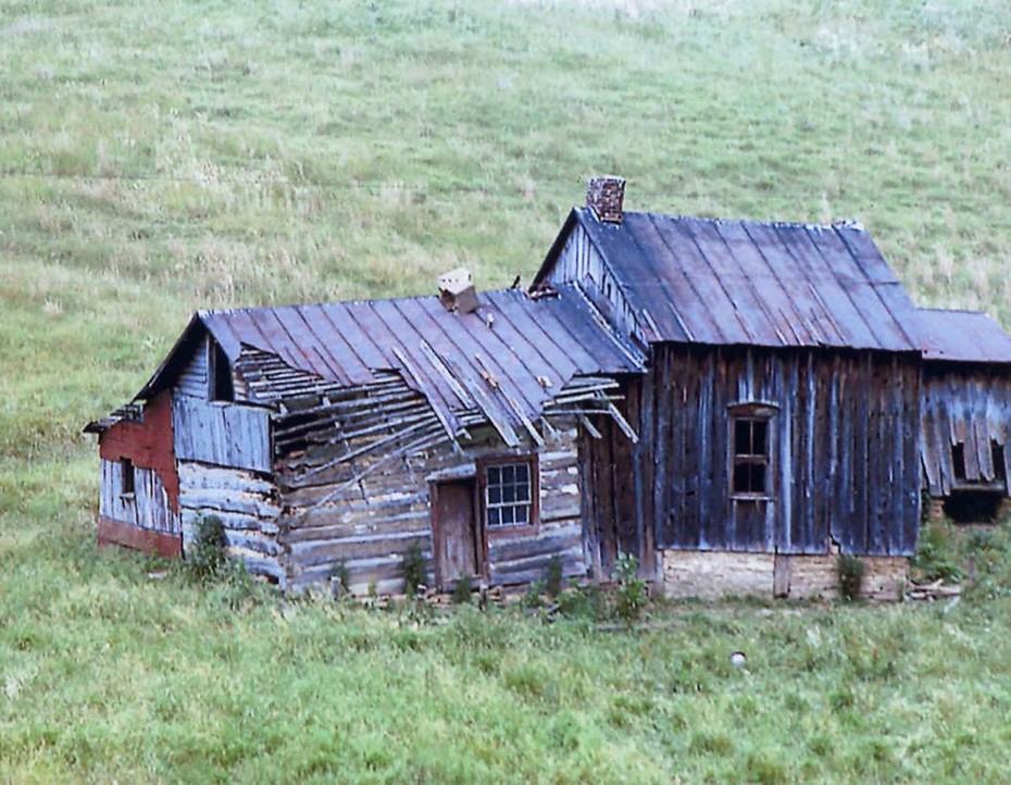 1st Cree house at Ashton