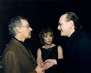 Talking with Spielberg