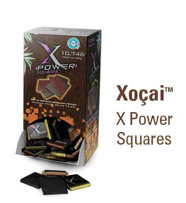 x-power squares