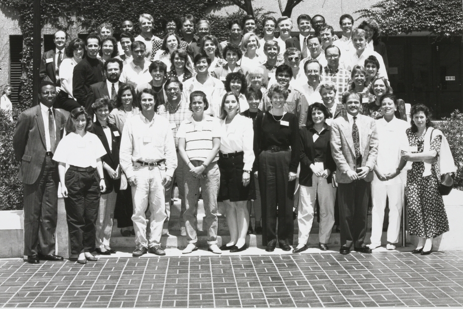 Cornell University - College Relations and Recruitment Institute - Attendees - 1992