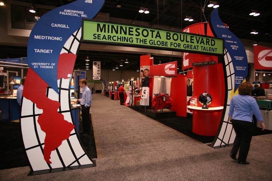 Job Fair - Minnesota Recruitment Boulevard