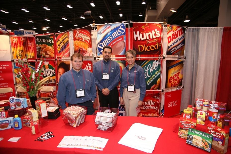 ConAgra Foods - Hispanic MBA Conf -IMG_1821