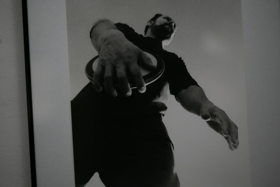 Discus Thrower - Valentino Martinez